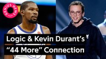 "Logic, Kevin Durant & The Friendship Behind ""44 More"""