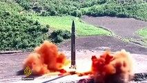 Reports: North Korea fires ballistic missile