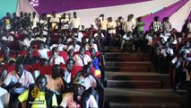 Mobile theatre confronts social taboos in South Sudan
