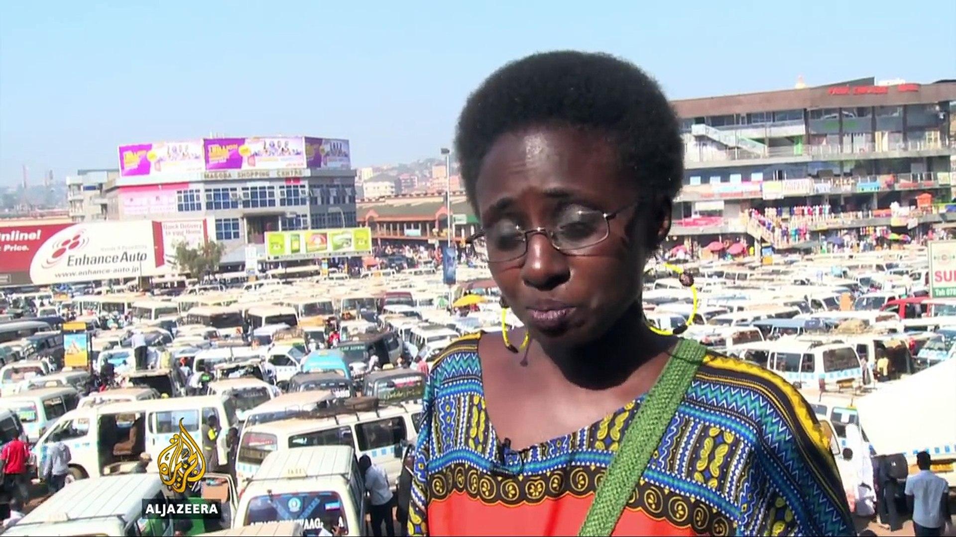 Sexual assault: Uganda's women fight