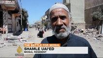 Iraqi civilians still trapped in Mosul's old city