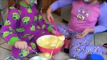 Toy Freaks - Freak Family Vlogs - Bad Baby Victoria Annabelle Cake Baking Fail Freak Daddy Toy Freaks FamilyToy Freaks