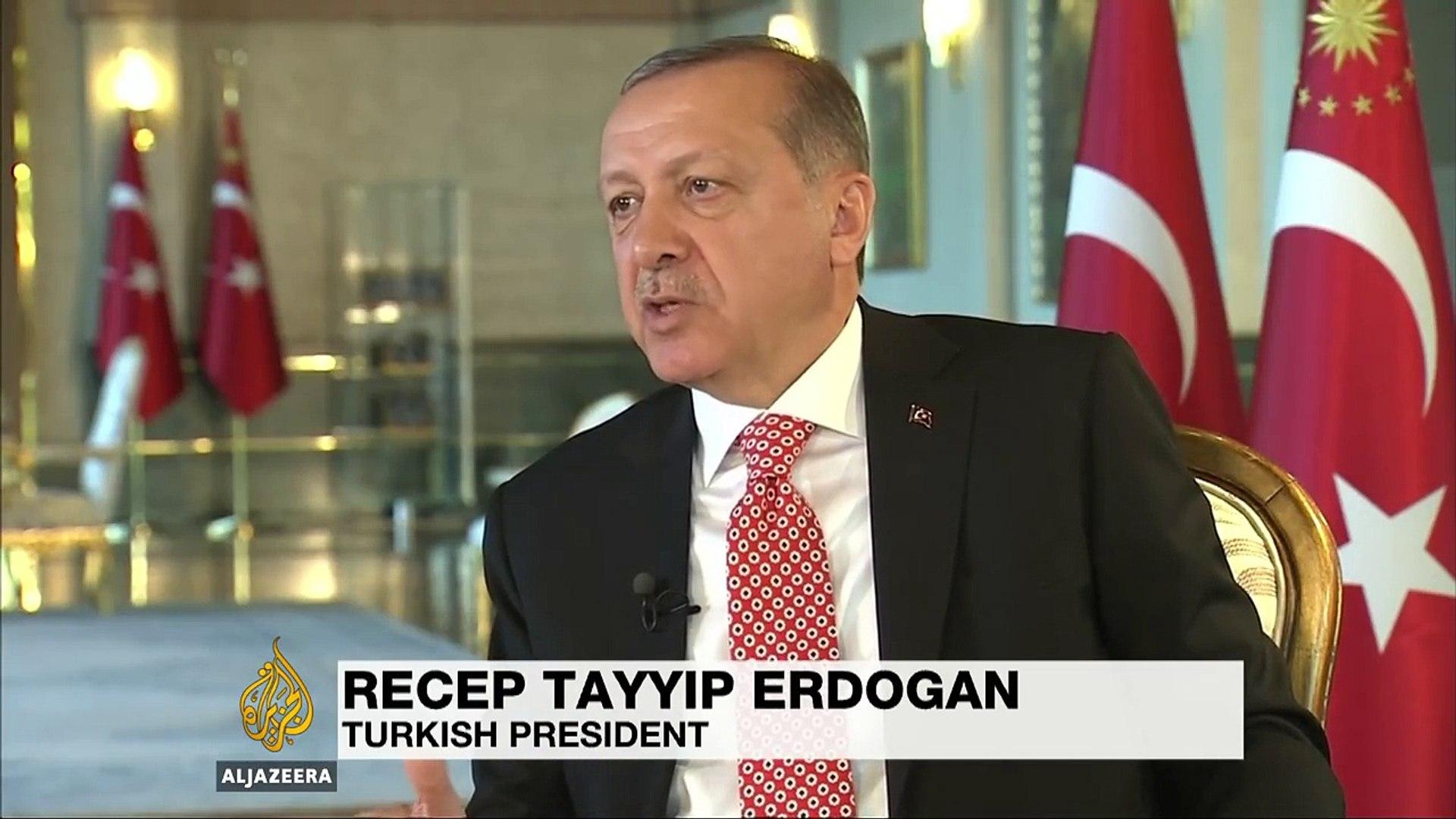 Erdogan defends Turkey's strike on Kurdish rebels