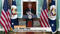US: Tillerson accuses Iran of 'alarming provocations'