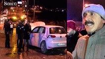 16 yaşındaki ehliyetsiz sürücü kaza yaptı 1 ölü, 1 ağır yaralı