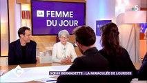 Soeur Bernadette, la miraculée de Lourdes explique en détails ce qui s'est passé - Regardez