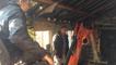 Des fouilles dans la maison des Seznec