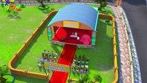 Chacha bana washing machine - Chacha Bhatija - 3D Animation Cartoon for Kids - As seen on Hungama