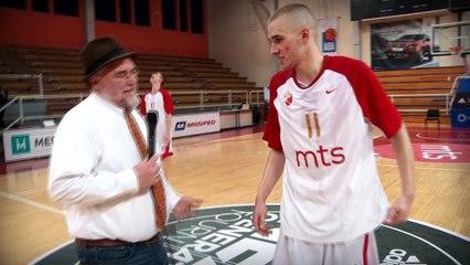 EB ANGT Belgrade, MVP Interview: Zoran Paunovic, U18 Zvezda