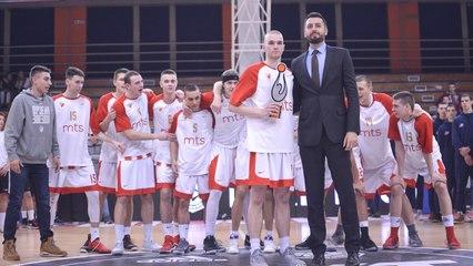 EB ANGT Belgrade, MVP: Zoran Paunovic, U18 Crvena Zvezda