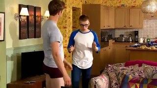 Jared Garfield in pants Hollyoaks