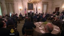 Trump plans $54bn increase in military spending