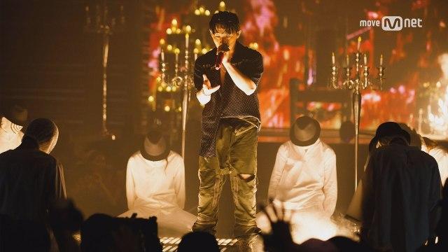 [풀버전] 행주 - Red Sun (feat. 스윙스) @ 세미파이널 full ver.