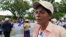 Caravan of mothers of missing migrants arrives in Mexico City
