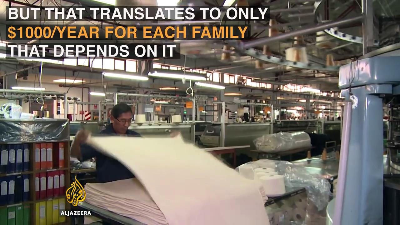 Inside Peru's Wool Production