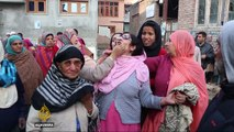 Kashmir: 30 mourners wounded during funeral procession