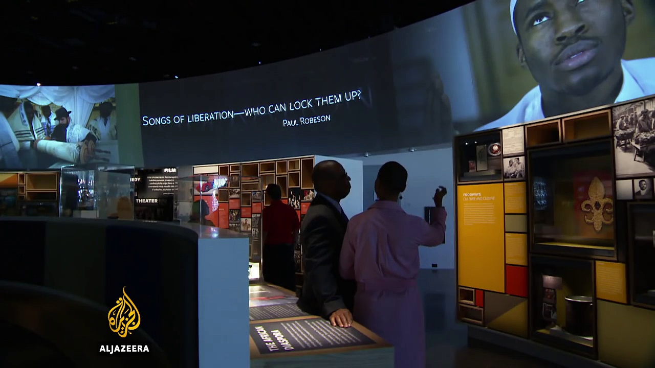 Obama opens first African American history museum in US