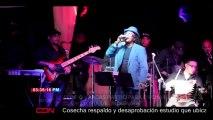 """Sergio Vargas en charla """"La historia del merengue"""""""