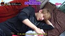 [Sub Español] AHL - Cut Unreleased 4.4 V sleep talking while half asleep!