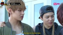 [Sub Español] AHL - Cut Unreleased 5.1 The boys' sudden praise for Mnet