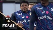 TOP 14 - Essai Jonathan DANTY (SFP) - Paris - Agen - J18 - Saison 2017/2018