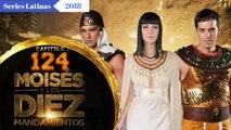 Moises y Los Diez Mandamientos (Capitulo.124) - Egipto está en crisis