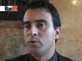 Manuel Valls et les émeutes dans les banlieues