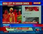 SHOCKING! Bollywood actress Sridevi passes away due to cardiac arrest in Dubai
