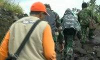 Hari ke-4, Pencarian Wisatawan Hilang di Gunung Merapi