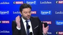 """Gérard Collomb : """"deux projets d'attentats déjoués depuis le 1er janvier"""""""