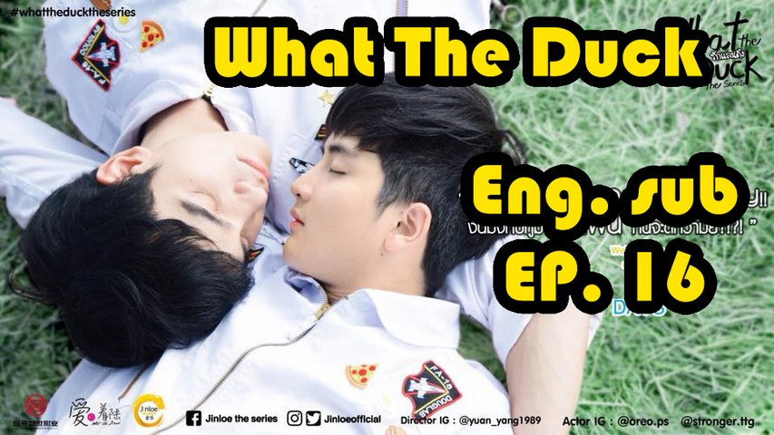 [Eng sub] What The Duck The Series EP 16