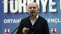 İçişleri Bakanı Süleyman Soylu helallik istedi