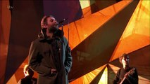 Liam Gallagher at BRIT Awards 2018 [720p]
