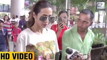 Malaika Arora Refused To React On Sridevi's Demise