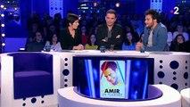 """Le chanteur Amir affirme vouloir donner """"une chance de pardon"""" à Mennel"""