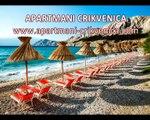 Krk otok - Krk u Hrvatskoj na Kvarnerskom zaljevu