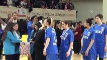 Basketbol: PTT Kadınlar Türkiye Kupası - Yakın Doğu Üniversitesi kupasını aldı - MARDİN