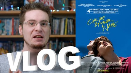 Vlog - Call Me By Your Name
