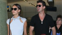 Robin Thicke & April Love Geary Had A Baby Girl!