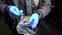 Otomobil bagajında 98 kilo eroin ele geçirildi - ERZİNCAN