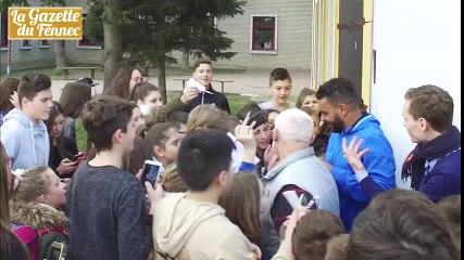 Teaser : reportage à Zagreb avec Soudani !