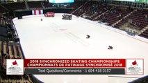 Open Free 2 : 2018 Skate Canada Synchronized Skating Championships (12)