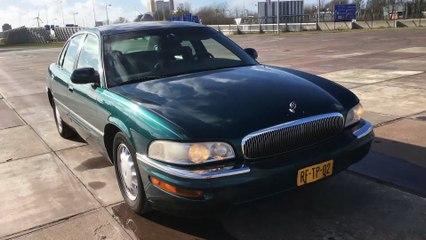 1997 Buick Park Avenue 2nd gen test drive, interior, tour, exhaust, exterior