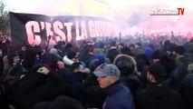 PSG - OM : les supporters du PSG prêts pour  « la guerre » face à l'OM