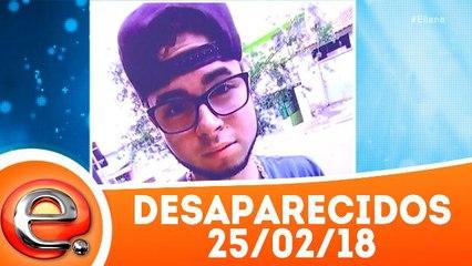 Desaparecidos - 25.02.18