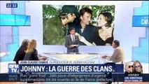 Affaire du testament de Johnny Hallyday: Sylvie Vartan s'est exprimée sur France 2 (2/2)
