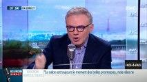 Brunet & Dély : La réforme de la SNCF va-t-elle trop vite et trop loin ? - 26/02