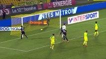 But Gaël KAKUTA (45' +1) FC Nantes - Amiens SC (0-1) 2017-18