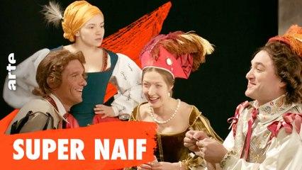 Super Naïf - A Musée Vous, A Musée Moi – ARTE