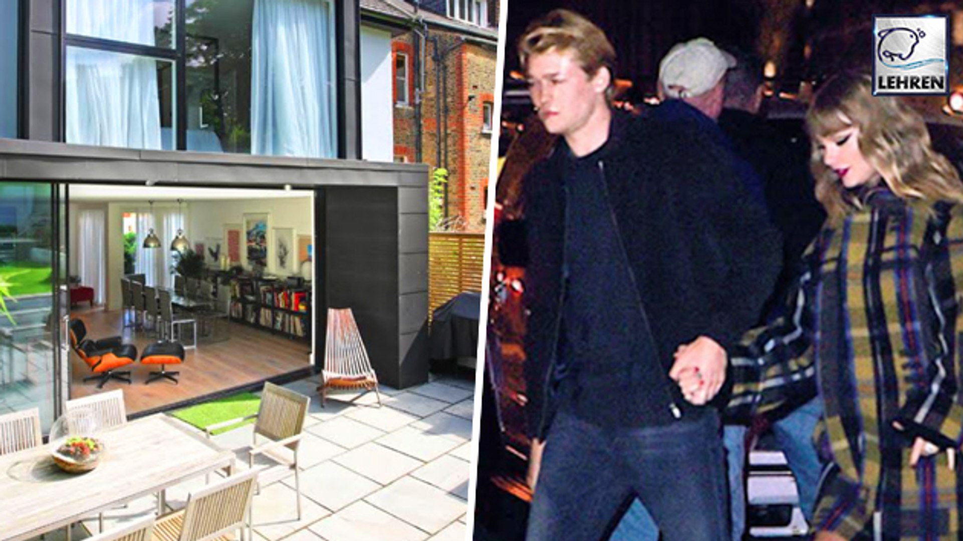 Taylor Swift & BF Joe Alwyn Have Moved In Together?